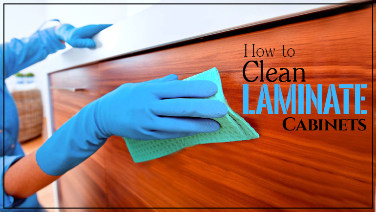 HOW TO CLEAN WOODEN LAMINATES