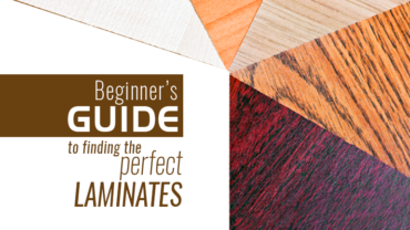 BEGINNER'S GUIDE TO FINDING THE PERFECT LAMINATES