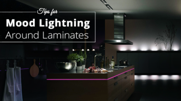 Effective Lightening Ideas Around Laminates For Perfect Home Interiors