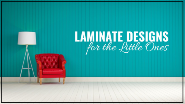 Laminate Designs for Kids Room